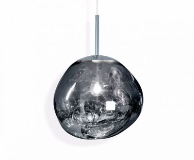 Melt Mini Pendant Light Chrome