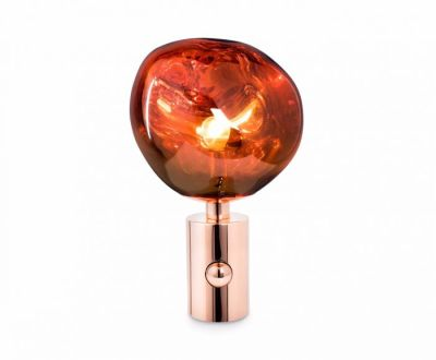 Melt Table Lamp Copper