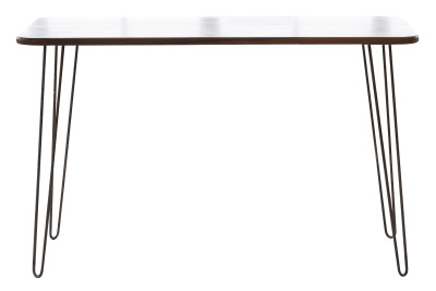 Midcentury Modern Desk Walnut