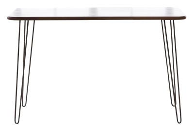 Midcentury Modern Desk Walnut