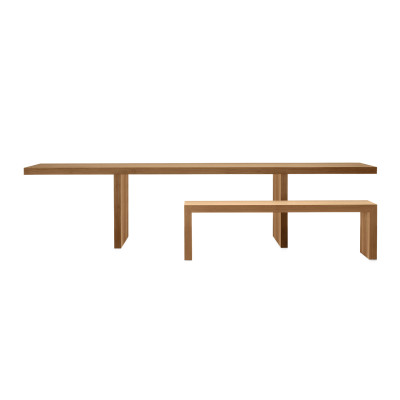 Millenium Hope Table Walnut, Walnut