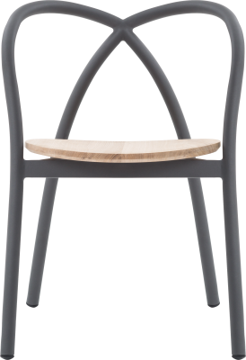 Ming Dining Chair II Black
