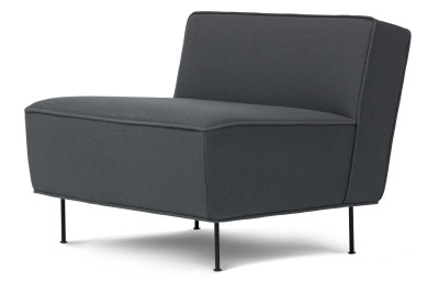 Modern Line Lounge Chair Balder 3 132