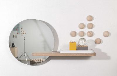 MOI Mirror Shelf