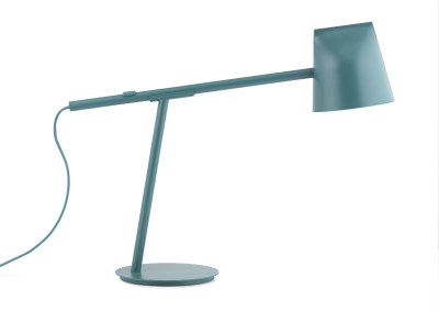 Momento Table Lamp Petrol Green