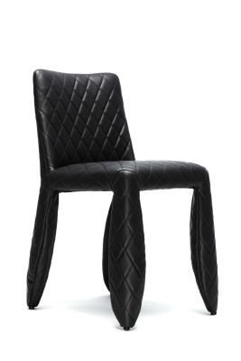 Monster Dining Chair Divina Melange 2 120, without armrests, without embroidery