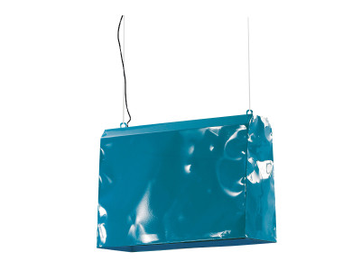 Mr. B Lamp Hanging Light Lamp Polished Lacquer Blue