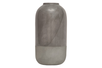 Muru Vase 01 Dark Grey