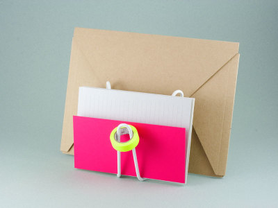 Mww Letter/Document Holder White