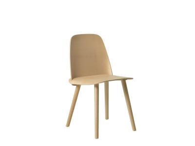 Nerd Chair Dar Red