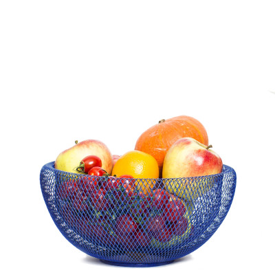 Nest Bowl 30cm Blue