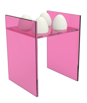 Nido Egg Rack Pink