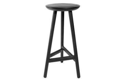 Ninety Stool Black