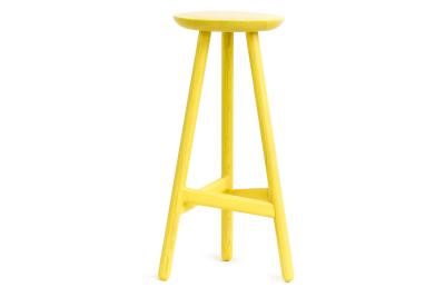 Ninety Stool Yellow
