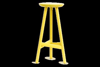 Ninety Stool Yellow