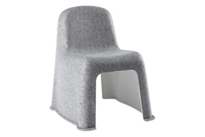 Nobody Chair Light Grey