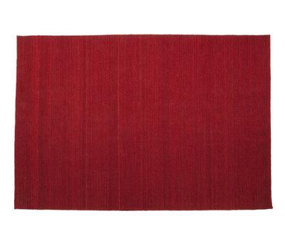 Nomad Rug Deep red, 300 x 400 cm