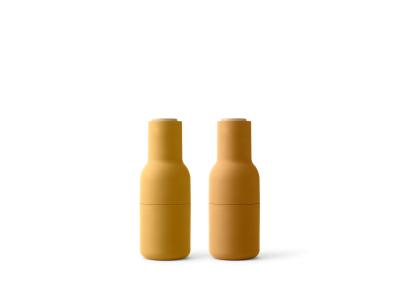 Norm Bottle Grinder Burned Yellow