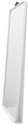 Norm Floor Mirror White