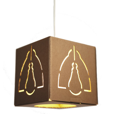 Not a Box Pendant Light