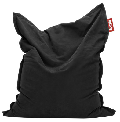 Original Stonewashed Bean Bag Black