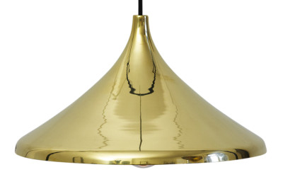 Ottoman Pendant Light Brass