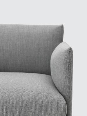 Outline Sofa - 2 Seater Clara 2 983