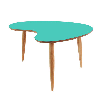 Palette Coffee Table Aqua