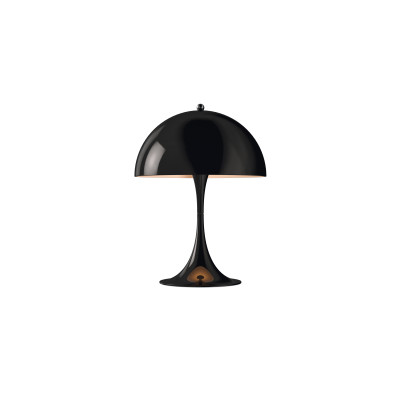 Panthella Mini Table Black