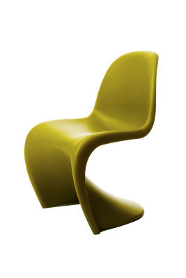 Panton Chair 32 Chartreuse