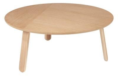 Paper Coffee Table Oak, Large