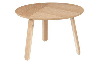 Paper Coffee Table Oak, Medium