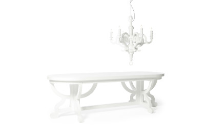 Paper Dining Table Moooi RAL 1004