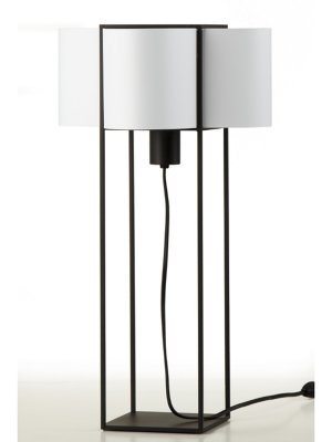 Paradice Table Lamp White PP