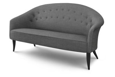 Paradise Sofa Umami 3 143, Walnut Legs