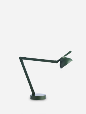 Pc Table Lamp Green