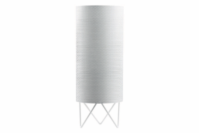 Pedrera H2O Table Lamp White