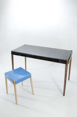 Stool and Desk