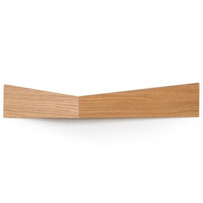 Large Oak Pelican Shelf
