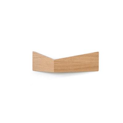 Small Oak Pelican Shelf