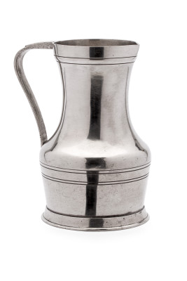 Pewter  Jug  Large