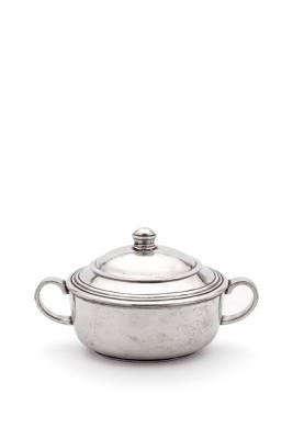 Pewter Sugar Pot