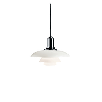 PH 2/1 Pendant High lustre chrome plated