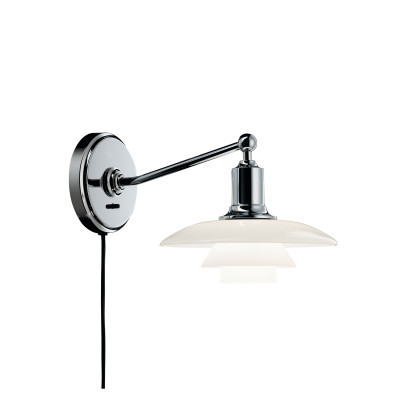 PH 2/1 Wall Light EU Plug