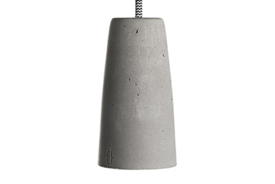Phari Concrete Pendant Light 100 cm Cable Lenght