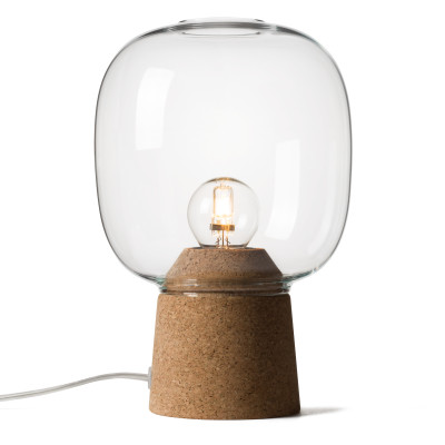 Picia Table Lamp Clear