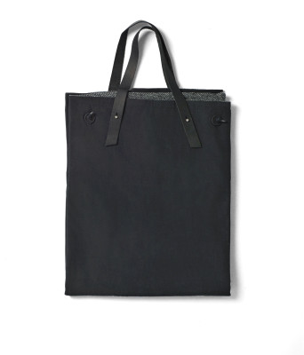 Picnic Tote Blanket Dark Grey