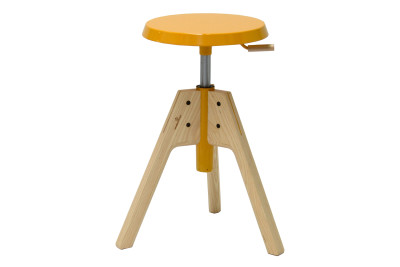 Pico Stool Yellow