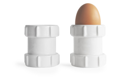Pipe Egg Cups