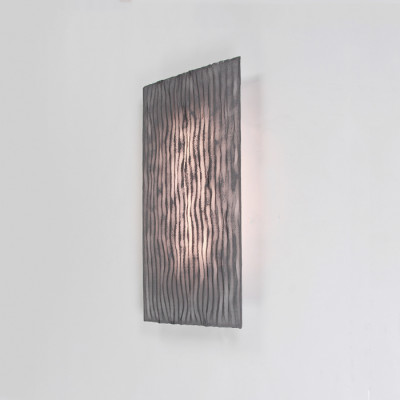 Planum Rectangular LED Wall Lamp Orange